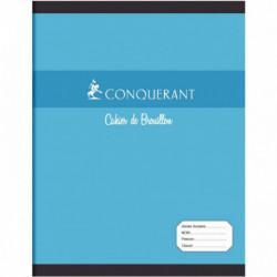 CAHIER DE BROUILLON 96 PAGES 17X22 CM