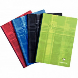 CAHIER CLAIREFONTAINE BROCH 21x29,7 192 PAGES SEYES 90G 69141C