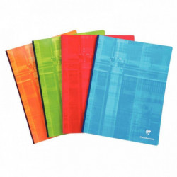 CAHIER CLAIREFONTAINE BROCH 24x32 192 PAGES 5X5 90G 69342C