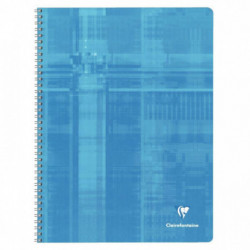 CAHIER CLAIREFONTAINE REL INTEG 24x32 180 PAGES SEYES 90G 8351C