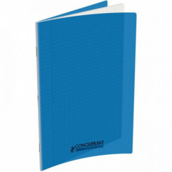 CAHIER POLYPRO BLEU 24x32 90G 48 PAGES SEYES CONQUERA 400006760