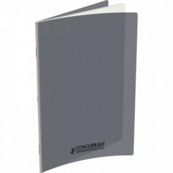 CAHIER POLYPRO GRIS 24x32 90G 96 PAGES SEYES CONQUERA 400002778