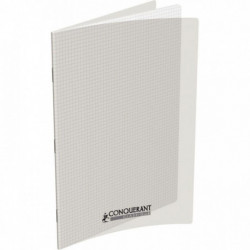 CAHIER POLYPRO INCOLORE 24x32 90G 48 PAGES 5x5 400037800