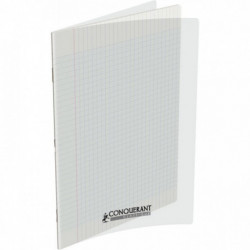 CAHIER POLYPRO INCOLORE 24x32 90G 96 PAGES SEYES CONQUERA 400006764