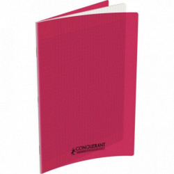 CAHIER POLYPRO ROSE 24x32 90G 96 PAGES SEYES 400002775