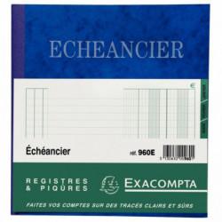 PIQURE ECHEANCIER 72P 21X19 CM 960E