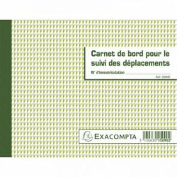 CARNET BORD SUIVI DEPLACEMENTS 5090E