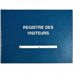 REGISTRE DES VISITEURS 210X297 96P ELVE 43001
