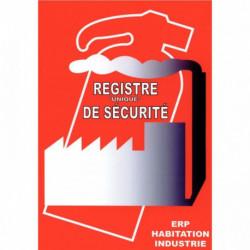 REGISTRE UNIQUE DE SECURITE N-REG-U100