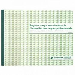 REGISTRE UNIQUE DES RÉSULTATS DE L'ÉVALUATION DES RISQUES PROFESSIONNELS