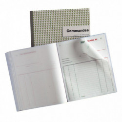 MANIFOLD AUTOCOPIANT COMMANDE A4 50/2 13108E