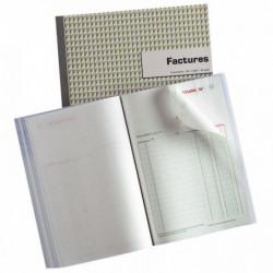 MANIFOLD AUTOCOPIANT FACTURES A4 50/2 3287E