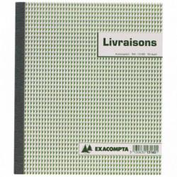 MANIFOLD AUTOCOPIANT LIVRAISON 21X18 50/3 13161E