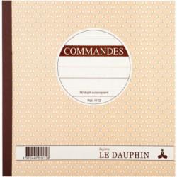 MANIFOLD COMMANDES NCR 21 X 21 CM 50 DUPLICATAS