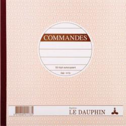 MANIFOLD COMMANDES NCR 21 X 21 CM 50 TRIPLICATAS