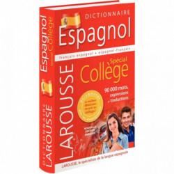 DICTIONNAIRE LAROUSSE FRANÇAIS/ESPAGNOL COLLÈGE