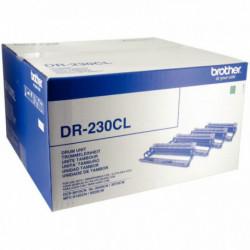 DR230CL TAMBOUR P/BROTHER 15000 P KIT 4 - DR230CL NOIR + COUL P/BROTHER