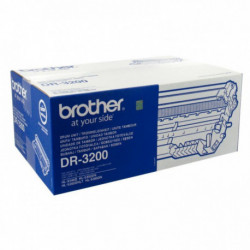 DR3200 TAMBOUR P/BROTHER LASER DR3200 POUR HL-5340/DCP8070 25000 PAGES P/BROTHER