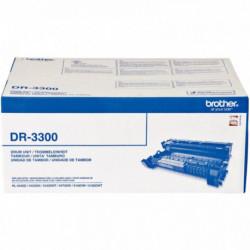 DR3300 DR-3300 TAMBOUR Laser Monochrome DR3300 30000P P/BROTHER