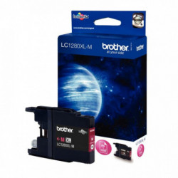 LC1280XLM CARTOUCHE JE P/BROTHER LC 1280 XL MAGENTA 1200 P LC1280XLM P/BR