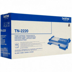TN2220 TONER BROTHER 2600 P NOIR   TN2220 2600P