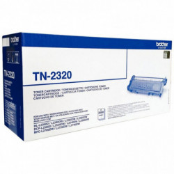 TN2320 TONER  P/BROTHER 2600 PAGES NOIR POUR HLL2300D  HLL2340DW  HLL2365