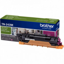 TN243M TONER STANDARD P BROTHER  TN-243M MAGENTA 1000 PAGES