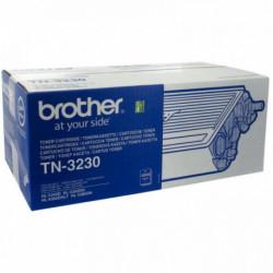 TN3230 KIT TONER BROTHER NOIR POUR HL-5340/DCP 8070 3000 PAGES