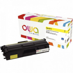 TN421Y TONER P/BROTHER TN421 YE 1800 PAGES ARMOR