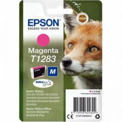 C13T128340 CART MAGENTA P/EPSON T1283 J.E PRSTYLUS SX420W-SX130 260 PAGES EPSON