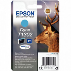 C13T130240 CART. EPSON J.E PR STYLUS BX320FW BLEU C13T130240-T1302 580P EPSO