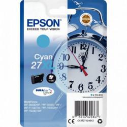 C13T27124010 CART P/EPSON JE CYAN 1100 COPIES 27XL EPSON