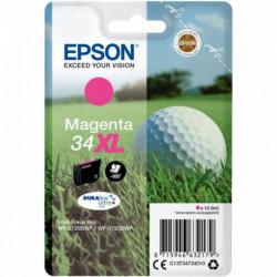 C13T34734010 CARTOUCHE EPSON Singlepack Magenta 34XL DURABrite Ultra Ink 950 P