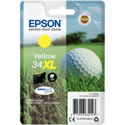 C13T34744010 CARTOUCHE EPSON Singlepack Yellow 34XL DURABrite Ultra Ink 950 P