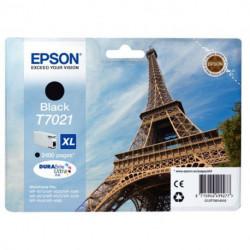C13T70214010 CART P/EPSON NOIR 2400P C13T702140-T7021 2400P EPSON