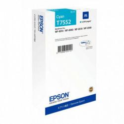 C13T755240 CART P/EPSON JE CYAN 4000 P  C13T755240 EPSON