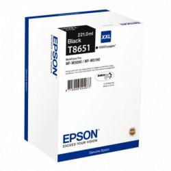 C13T865140 /CART EPSON NOIR HTE CAP 10000 PAGES POUR WF-M5190/M5690 C13T865140