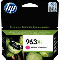 3JA28AE HP 963XL High Yield Magenta Original Inl Cartridge (3JA28AE)