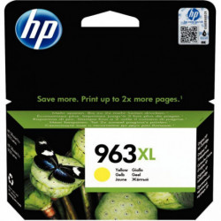 3JA29AE HP 963XL High Yield Yellow Original Inl Cartridge (3JA29AE)