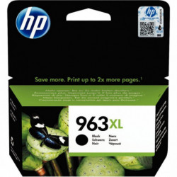 3JA30AE HP 963XL High Yield Black Original Inl Cartridge (3JA30AE)