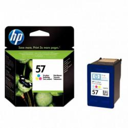 C6657AE CARTOUCHE HP ENCRE 3 COULEURS 17 ML 57 400P. HP