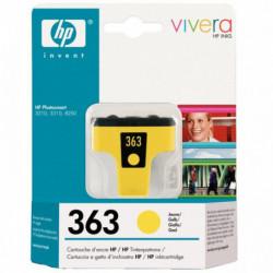 C8773EE CART JE HP JAUNE HP C8773EE-363 490P HP