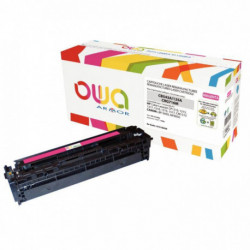 CB543A TONER LASER P/CANON 1500 PAGES K15106OW MAGENTA OWA ARMOR