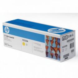 CC532A CART. HP CC532A-304A  LASERJET COLOR PR CP2025/CM2320MFP JAUNE 2800P. HP