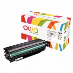 CE250X  CART P/HP 504X CE250X Colorlaserjet CP3525  10500 COPIES Noir ARMOR
