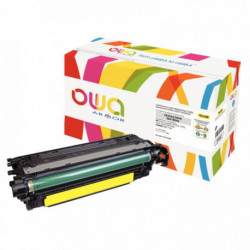 CE252A CART P/HP Colorlaserjet CP3525  Yellow ARMOR