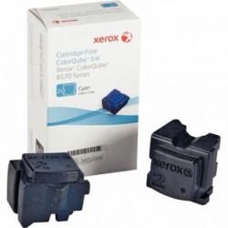 108R00931 Encres solides - 2 x cyan - 4400P- pour XEROS ColorQube 8570, 8570DN,
