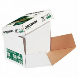 DISCOVERY A4 75G *BOX 2500F* DISCOVERY A4 75G FSC ECOLABEL CIE 161