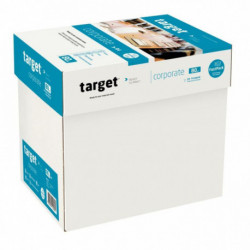 PAPIER **BOX2500F** A4 80G TARGET CORPORATE CIE161 ECOLABEL PEFC