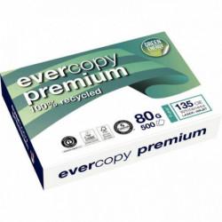 PAPIER A4 80G BLANC EVERCOPY PREMIUM DIN6738 *R500F* 1902C